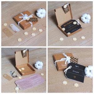 Box cadeau atelier mariage