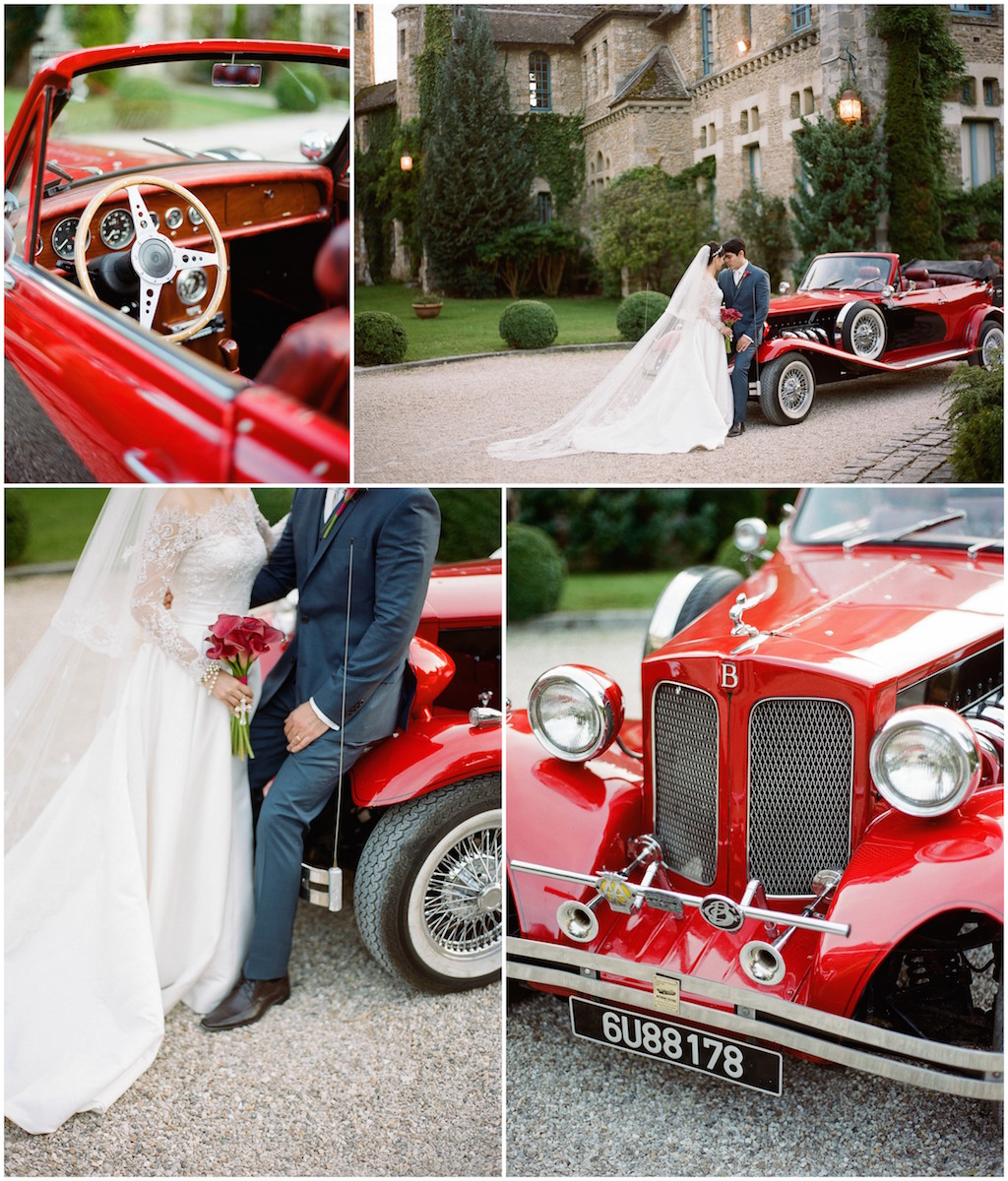 voiture collection mariage