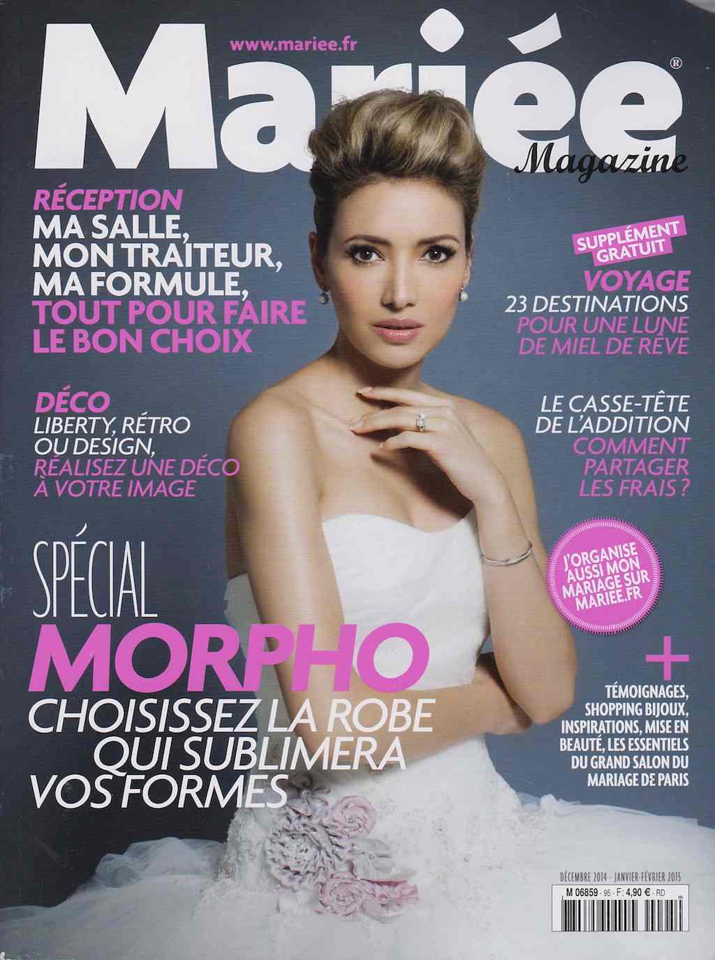 magazine Mariée