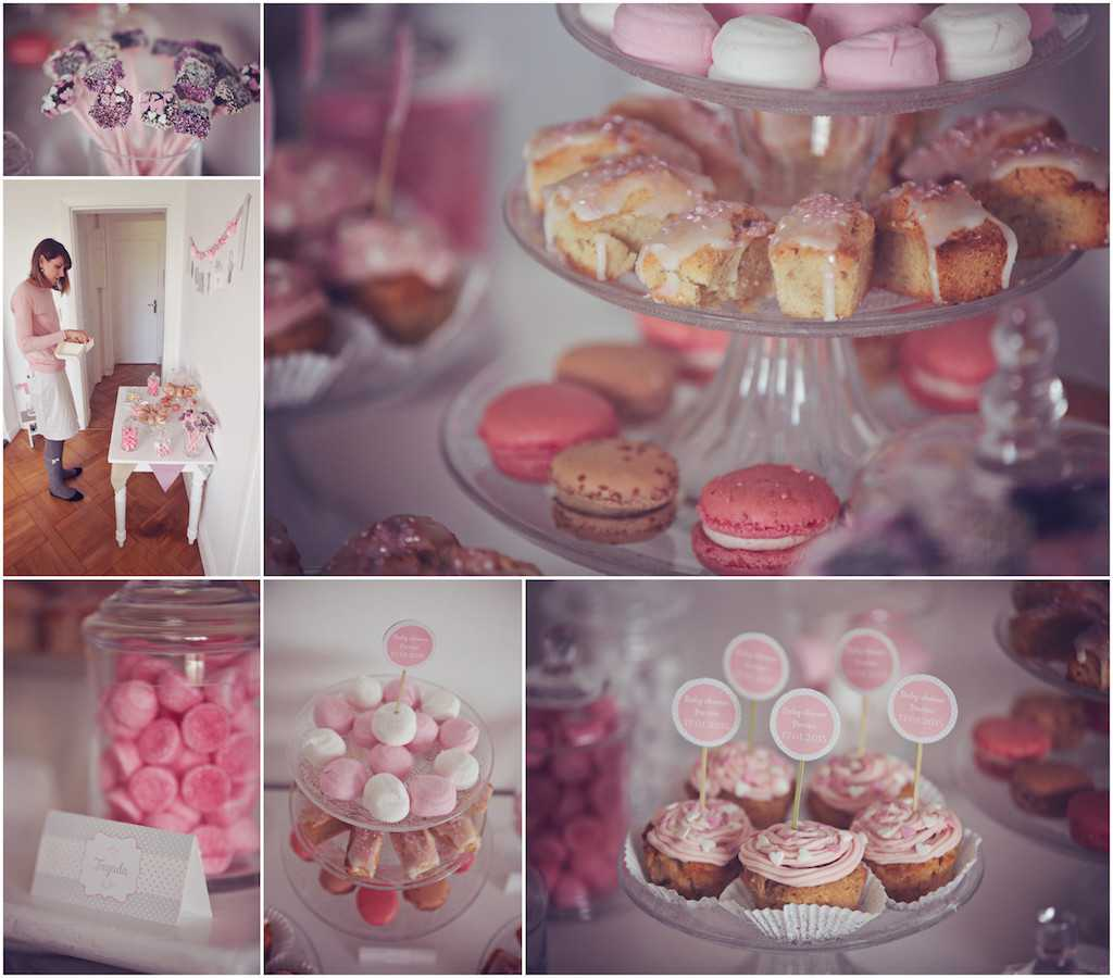 sweet bar baby shower