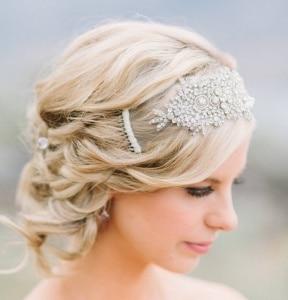 Nouvelles tendances de coiffures de mariée