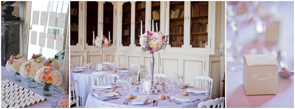 mariage chateau baronville