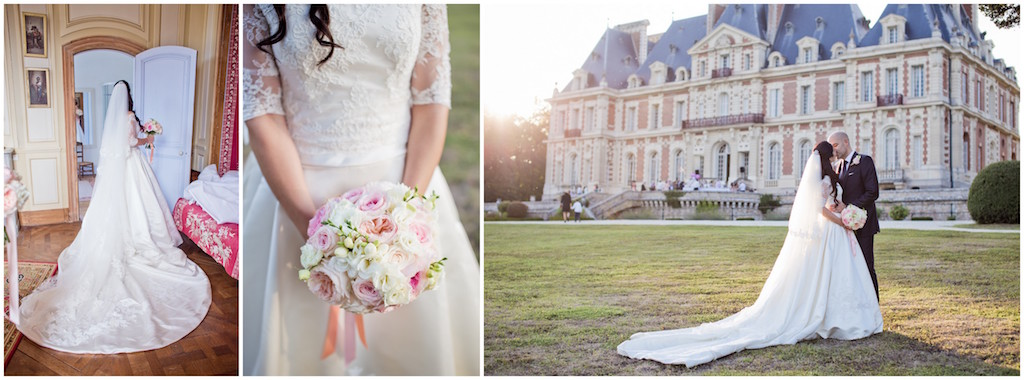 wedding castle paris