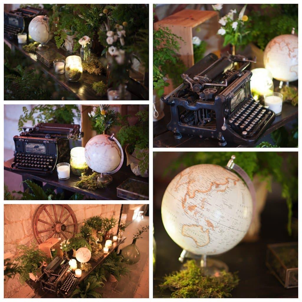 mariage vegetal