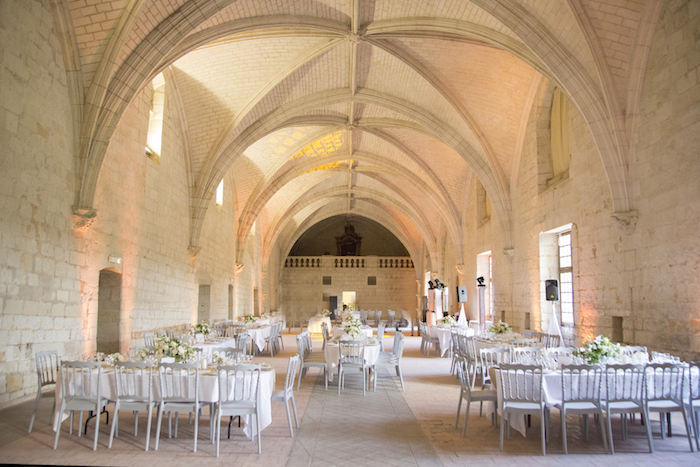 mariage abbaye