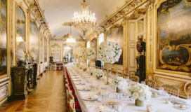 mariage chateau chantilly