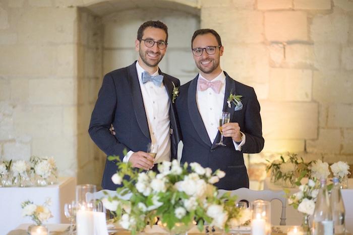 mariage couple gai