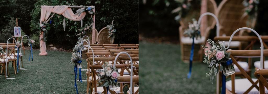ceremonie laique jardin