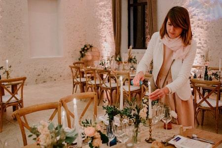 wedding planner jour j