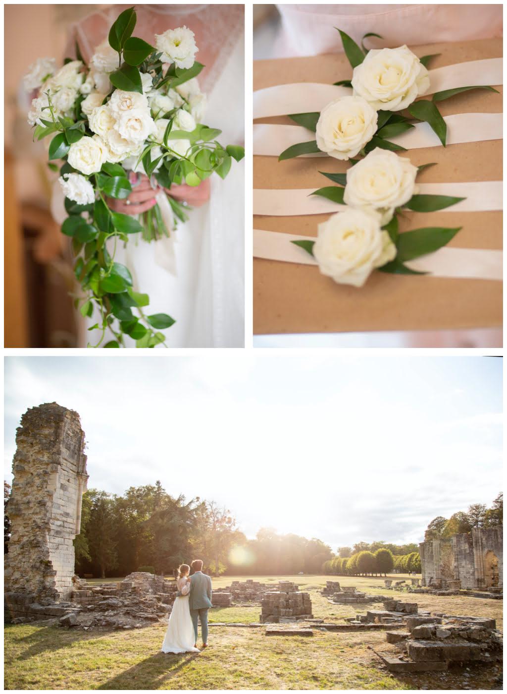 mariage Abbaye de Chaalis
