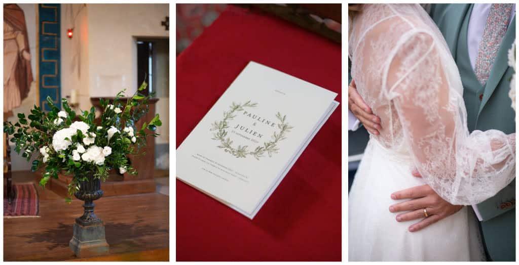 mariage a Chantilly